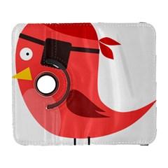 Pirate Bird Vector Clipart Galaxy S3 (flip/folio)
