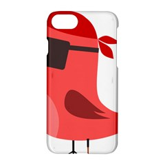 Pirate Bird Vector Clipart Apple Iphone 8 Hardshell Case