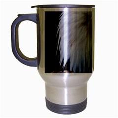 Bald Eagle Travel Mug (silver Gray)