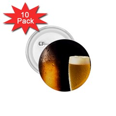 Cold Beer 1 75  Buttons (10 Pack)
