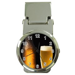 Cold Beer Money Clip Watches