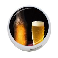 Cold Beer 4 Port Usb Hub (one Side)