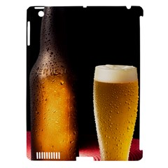 Cold Beer Apple Ipad 3/4 Hardshell Case (compatible With Smart Cover) by goodart