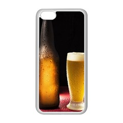 Cold Beer Apple Iphone 5c Seamless Case (white)