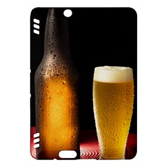 Cold Beer Kindle Fire Hdx Hardshell Case by goodart