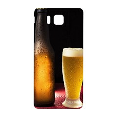 Cold Beer Samsung Galaxy Alpha Hardshell Back Case