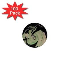 Magnolia 1  Mini Buttons (100 Pack)  by bestdesignintheworld
