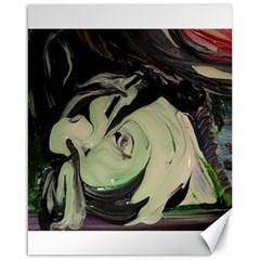 Magnolia Canvas 16  X 20   by bestdesignintheworld