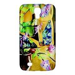 Lilac On A Countertop Samsung Galaxy Mega 6 3  I9200 Hardshell Case