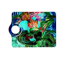 Flowers On The Tea Table Kindle Fire Hd (2013) Flip 360 Case