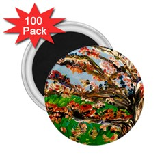 Coral Tree 2 25  Magnets (100 Pack)
