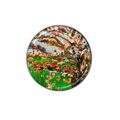 Coral Tree Hat Clip Ball Marker