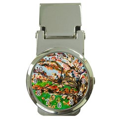 Coral Tree Money Clip Watches