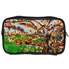 Coral Tree Toiletries Bags
