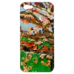 Coral Tree Apple Iphone 5 Hardshell Case