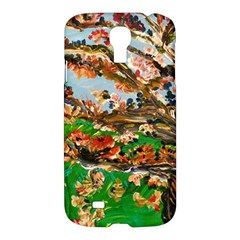 Coral Tree Samsung Galaxy S4 I9500/i9505 Hardshell Case by bestdesignintheworld