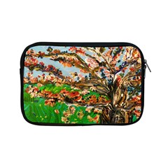 Coral Tree Apple Ipad Mini Zipper Cases