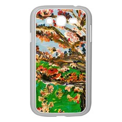 Coral Tree Samsung Galaxy Grand Duos I9082 Case (white) by bestdesignintheworld
