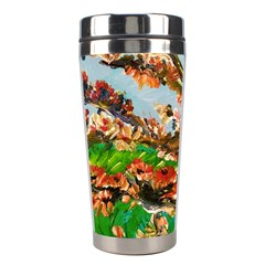 Coral Tree Stainless Steel Travel Tumblers
