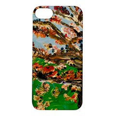 Coral Tree Apple Iphone 5s/ Se Hardshell Case