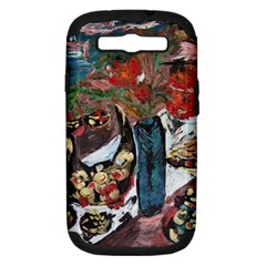 Chochloma Samsung Galaxy S Iii Hardshell Case (pc+silicone) by bestdesignintheworld