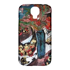 Chochloma Samsung Galaxy S4 Classic Hardshell Case (pc+silicone) by bestdesignintheworld