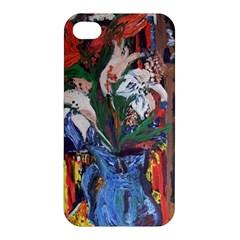 Buckeut In A Blue Jur Apple Iphone 4/4s Hardshell Case