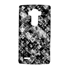 Black And White Patchwork Pattern Lg G4 Hardshell Case
