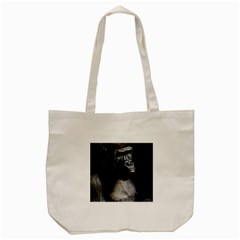 Gorilla Tote Bag (cream)