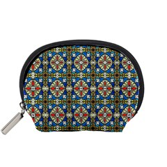 Artwork By Patrick Colorful 42 Accessory Pouches (small)