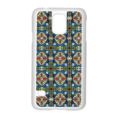 Artwork By Patrick Colorful 42 Samsung Galaxy S5 Case (white)