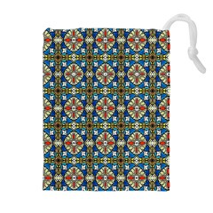 Artwork By Patrick Colorful 42 Drawstring Pouches (extra Large)