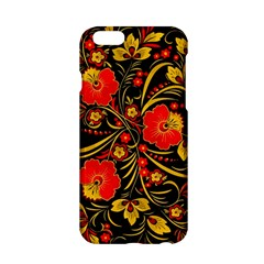 Native Russian Khokhloma Apple Iphone 6/6s Hardshell Case