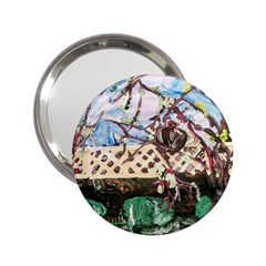 Blooming Tree 2 2 25  Handbag Mirrors by bestdesignintheworld