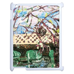 Blooming Tree 2 Apple Ipad 2 Case (white)