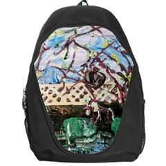 Blooming Tree 2 Backpack Bag by bestdesignintheworld