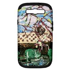 Blooming Tree 2 Samsung Galaxy S Iii Hardshell Case (pc+silicone) by bestdesignintheworld