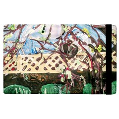 Blooming Tree 2 Apple Ipad Pro 9 7   Flip Case by bestdesignintheworld