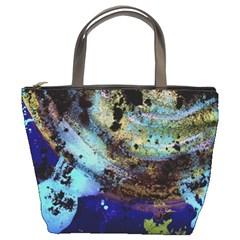Blue Options 3 Bucket Bags by bestdesignintheworld