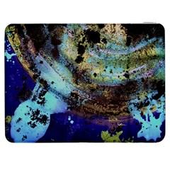 Blue Options 3 Samsung Galaxy Tab 7  P1000 Flip Case