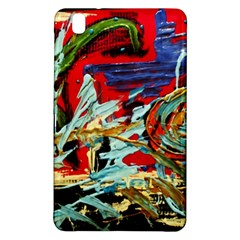 Blue Flamingoes 6 Samsung Galaxy Tab Pro 8 4 Hardshell Case