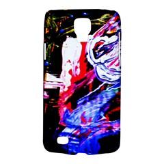 Blue Flamingoes Galaxy S4 Active