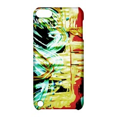 Blue Flamingoes 3 Apple Ipod Touch 5 Hardshell Case With Stand by bestdesignintheworld