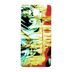 Blue Flamingoes 3 Samsung Galaxy Alpha Hardshell Back Case by bestdesignintheworld
