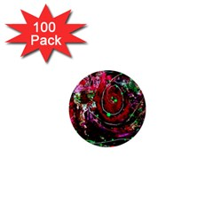 Bloody Coffee 7 1  Mini Buttons (100 Pack)  by bestdesignintheworld