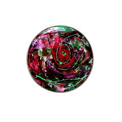 Bloody Coffee 7 Hat Clip Ball Marker (4 Pack) by bestdesignintheworld