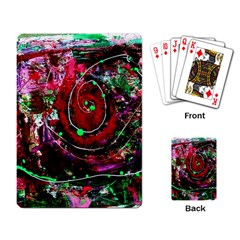 Bloody Coffee 7 Playing Card