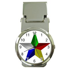 Druze Star Money Clip Watches by abbeyz71