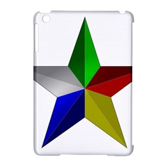 Druze Star Apple Ipad Mini Hardshell Case (compatible With Smart Cover) by abbeyz71