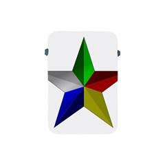 Druze Star Apple Ipad Mini Protective Soft Cases by abbeyz71